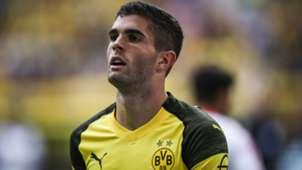 Christian Pulisic Borussia Dortmund 2018