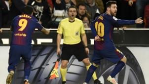 Valencia Barcelona La Liga