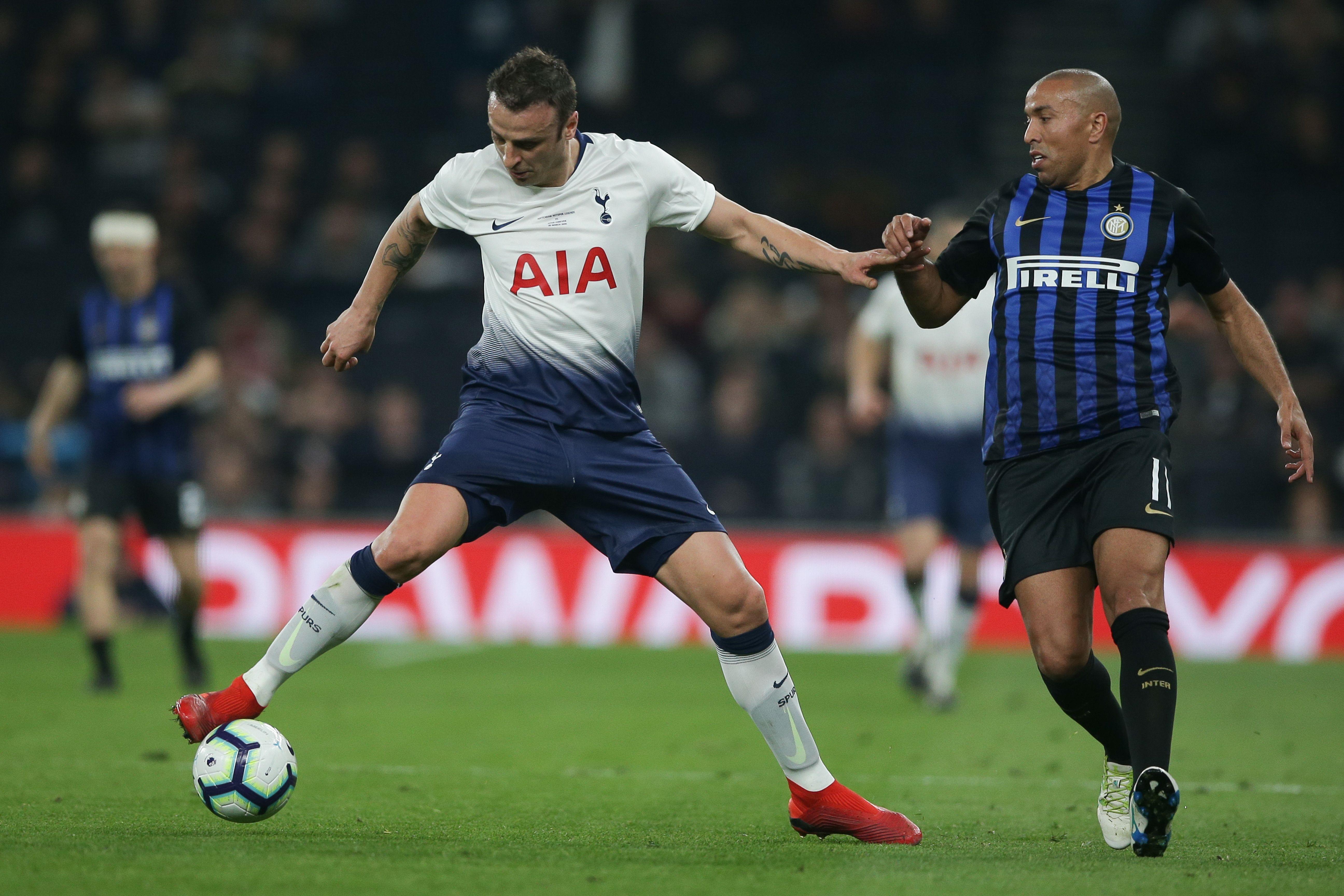 Dimitar Berbatov - Tottenham Hotspur 2019