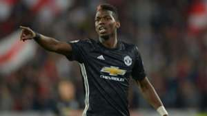 Paul Pogba Manchester United Sevilla Champions League