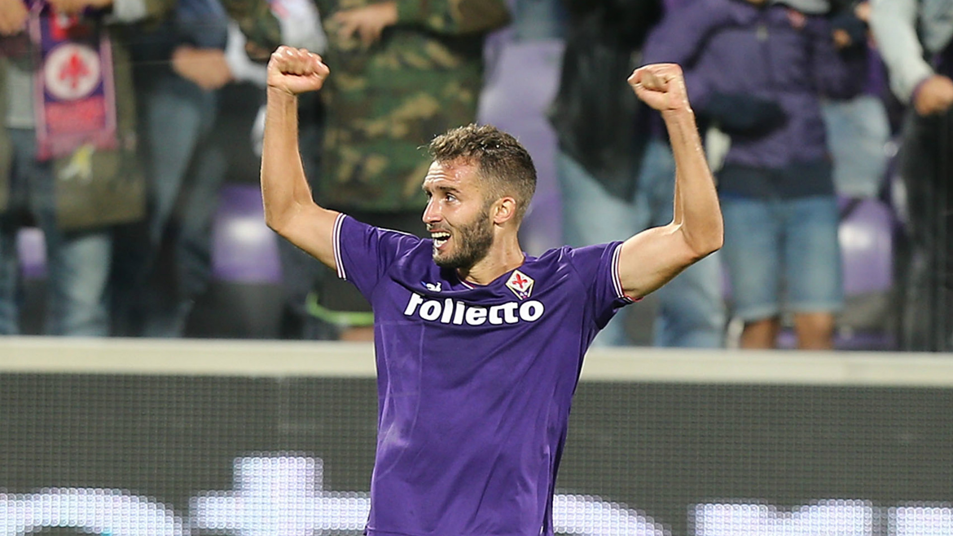 Terza Maglia Fiorentina GERMAN PEZZELLA