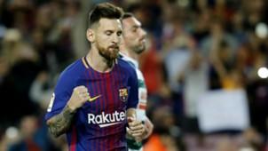 Messi Barcelona Eibar LaLiga