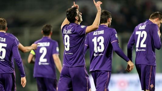 Nikola Kalinic Fiorentina Sassuolo Serie A