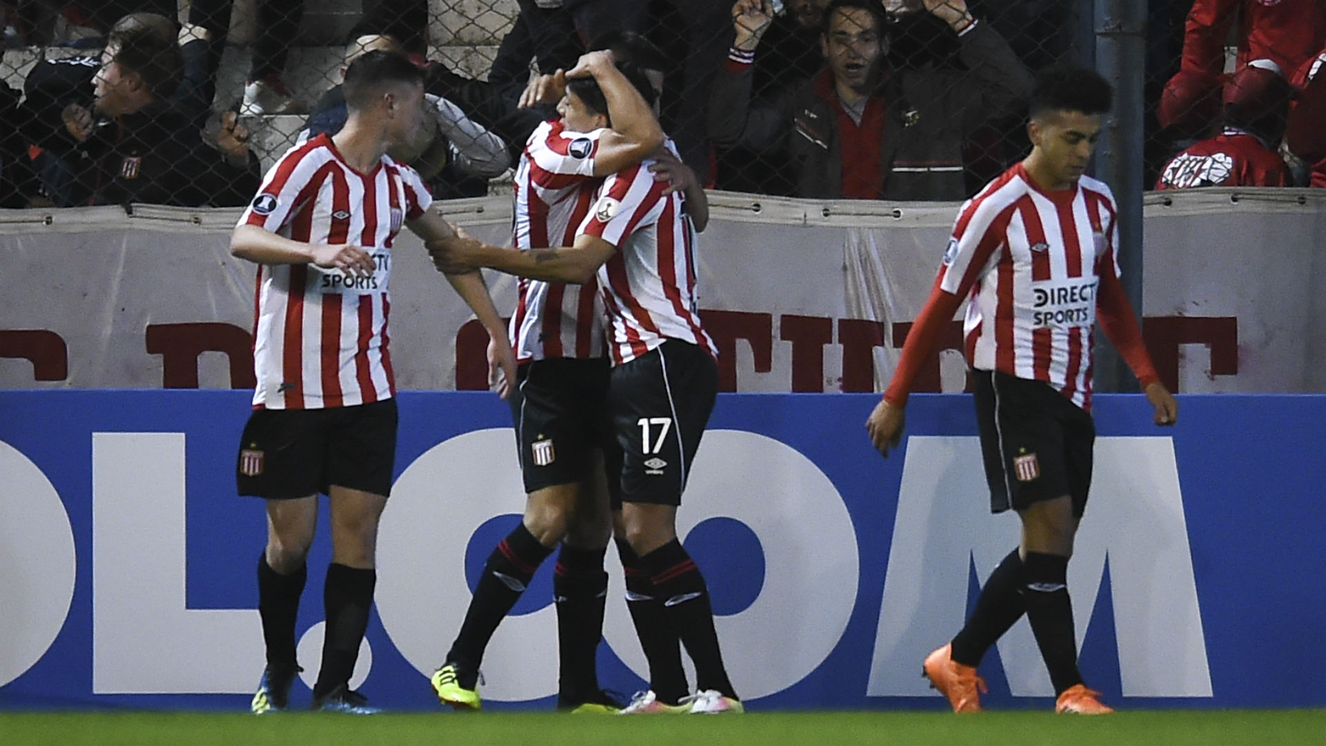 Estudiantes - Gremio Copa Libertadores 07082018