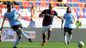 Rodrigo Palacio, Bologna, SPAL, Serie A, 15102017