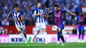 Lionel Messi Manu Garcia Barcelona Alaves Copa del Rey 27052017