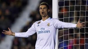 Cristiano Ronaldo Real Madrid LaLiga 03022018