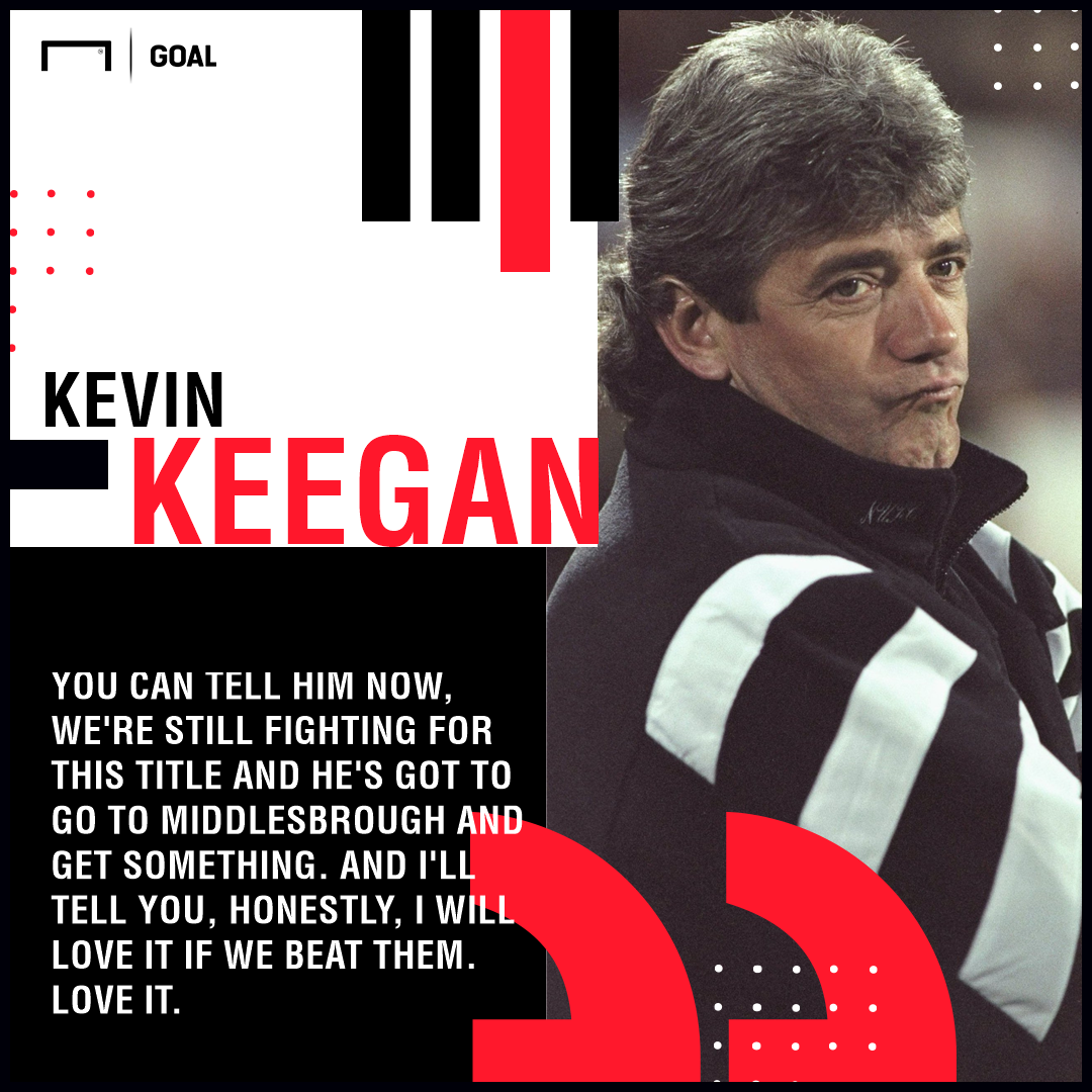GFX Kevin Keegan 'I will love it'