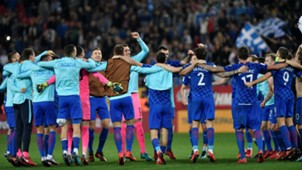 greece croatia - world cup playoff - 12112017