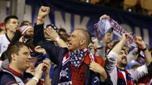 USA fans 2016