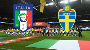 GFX Italien Schweden