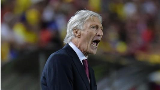 Jose Pekerman DT Colombia vs España