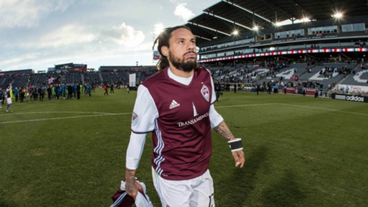 Jermaine Jones MLS Colorado Rapids 11282016
