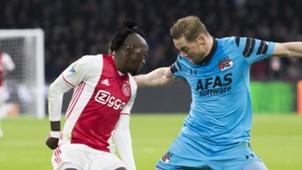 Bertrand Traoré, Ajax - AZ, Eredivisie 04052017