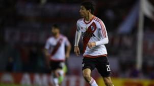 Nacho Ignacio Fernandez River Guarani Copa Libertadores 08082017