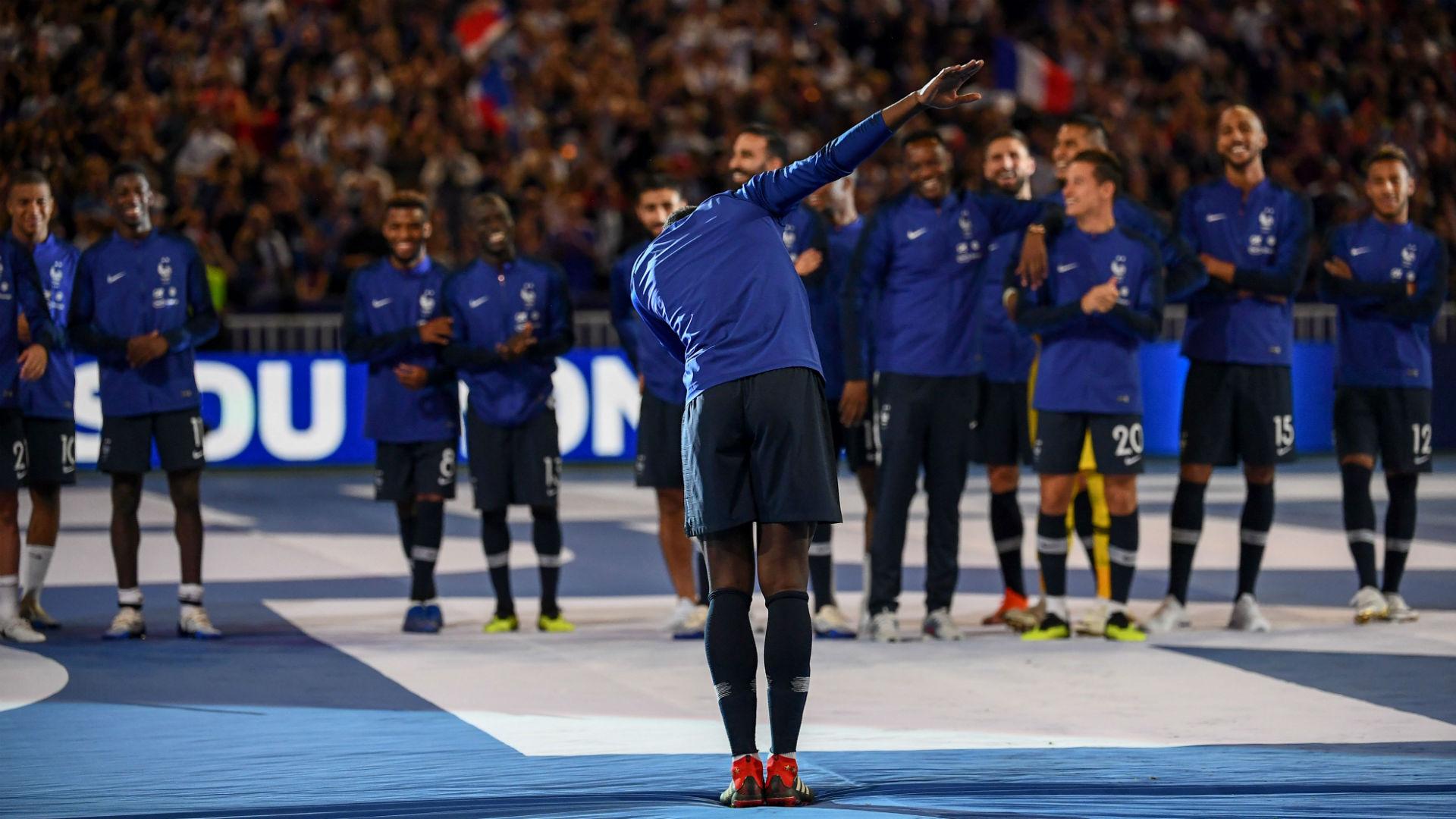 France celebrations