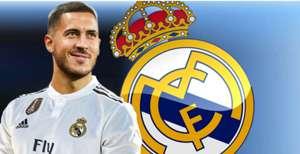 Hazard Real Madrid