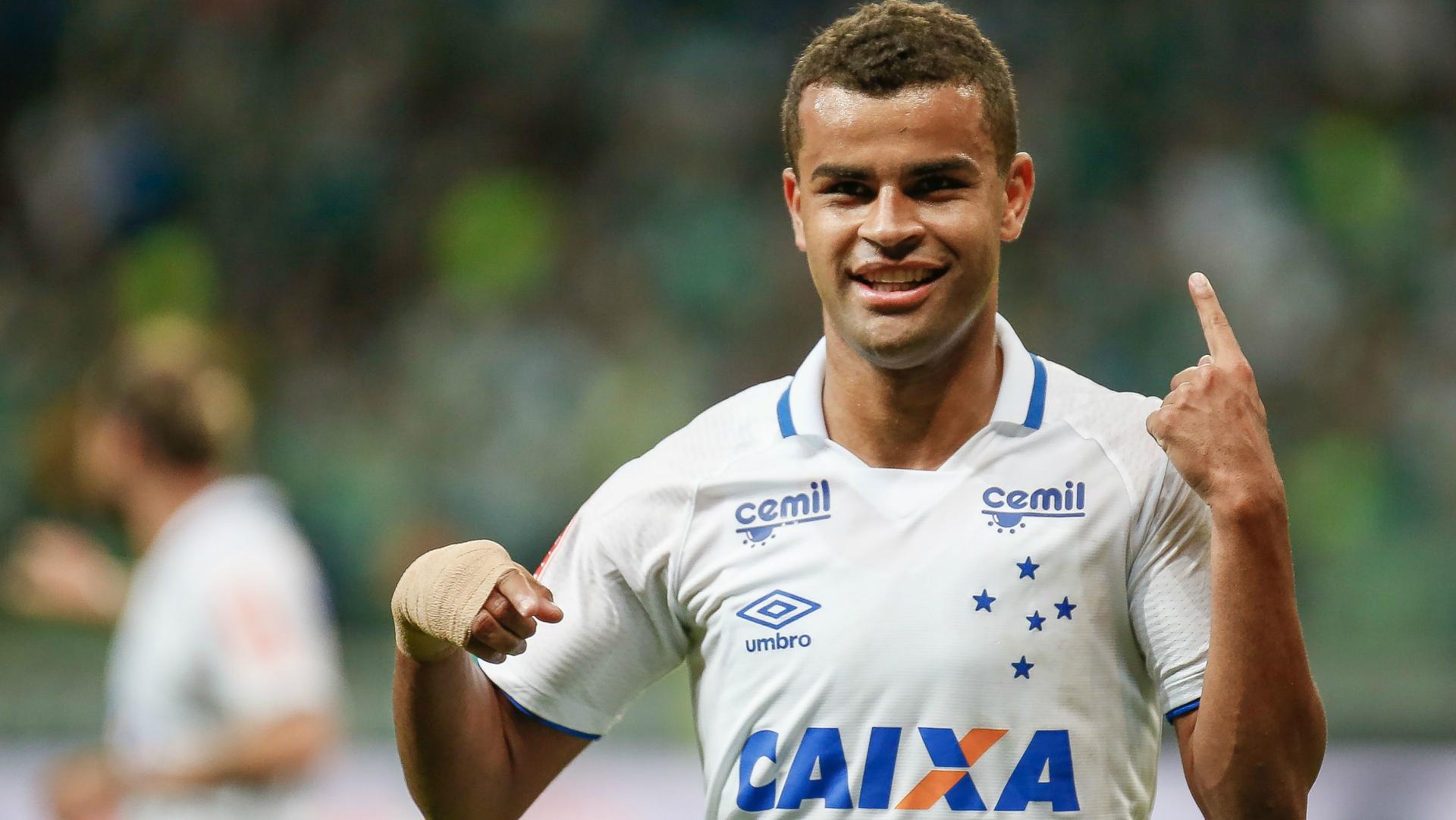Alisson Palmeiras Cruzeiro Copa do Brasil 28062017