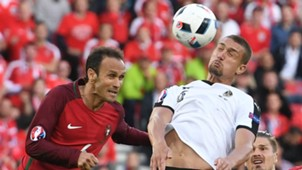 HD Ricardo Carvalho Portugal Stefan Ilsanker Austria Euro 2016