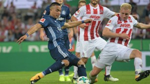 Bobby Wood Hamburg 082517