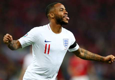 In-form Sterling sets new personal best