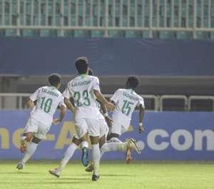 منتخب الشباب السعودي