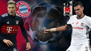 GFX Bayern Besiktas