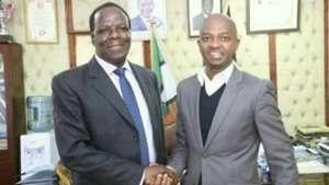 NICK Mwendwa of FKF
