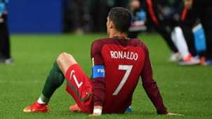 Cristiano Ronaldo Portugal Chile 2017 Confederations Cup 28062017