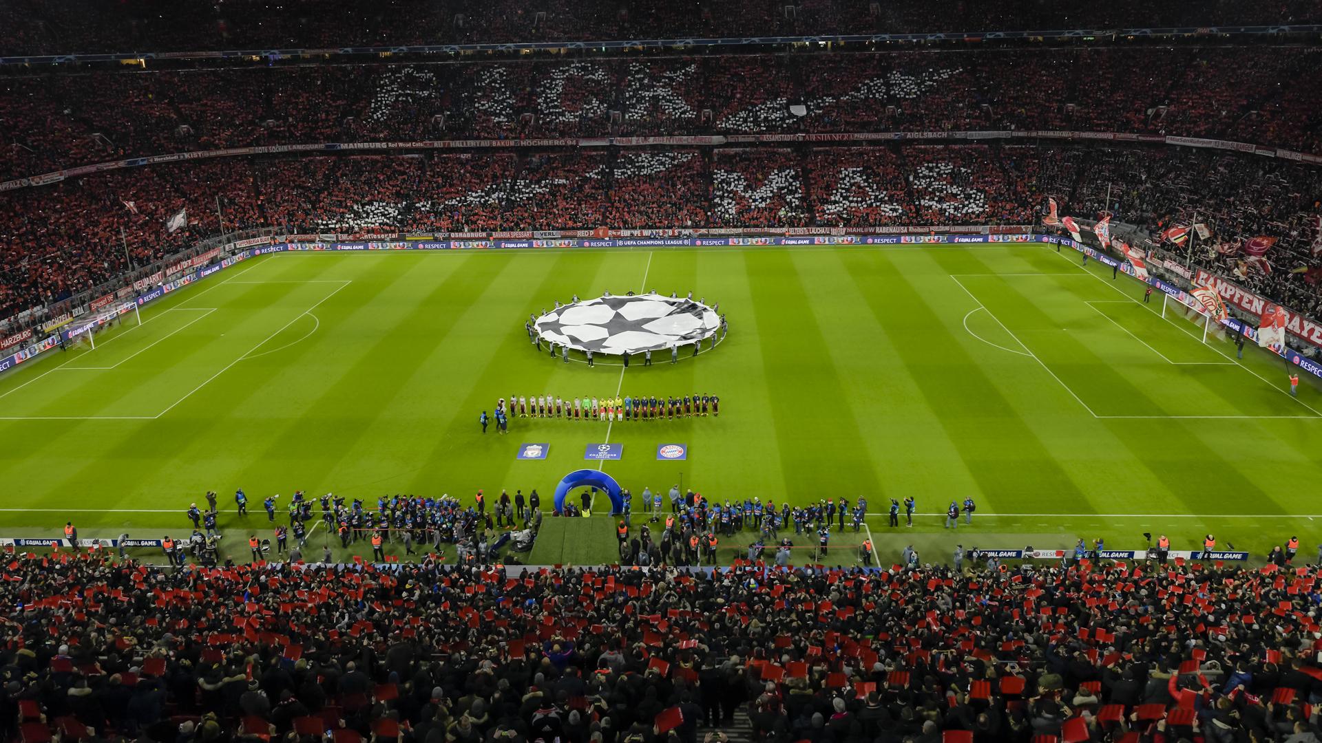 Bayern Allianz Arena 13032019