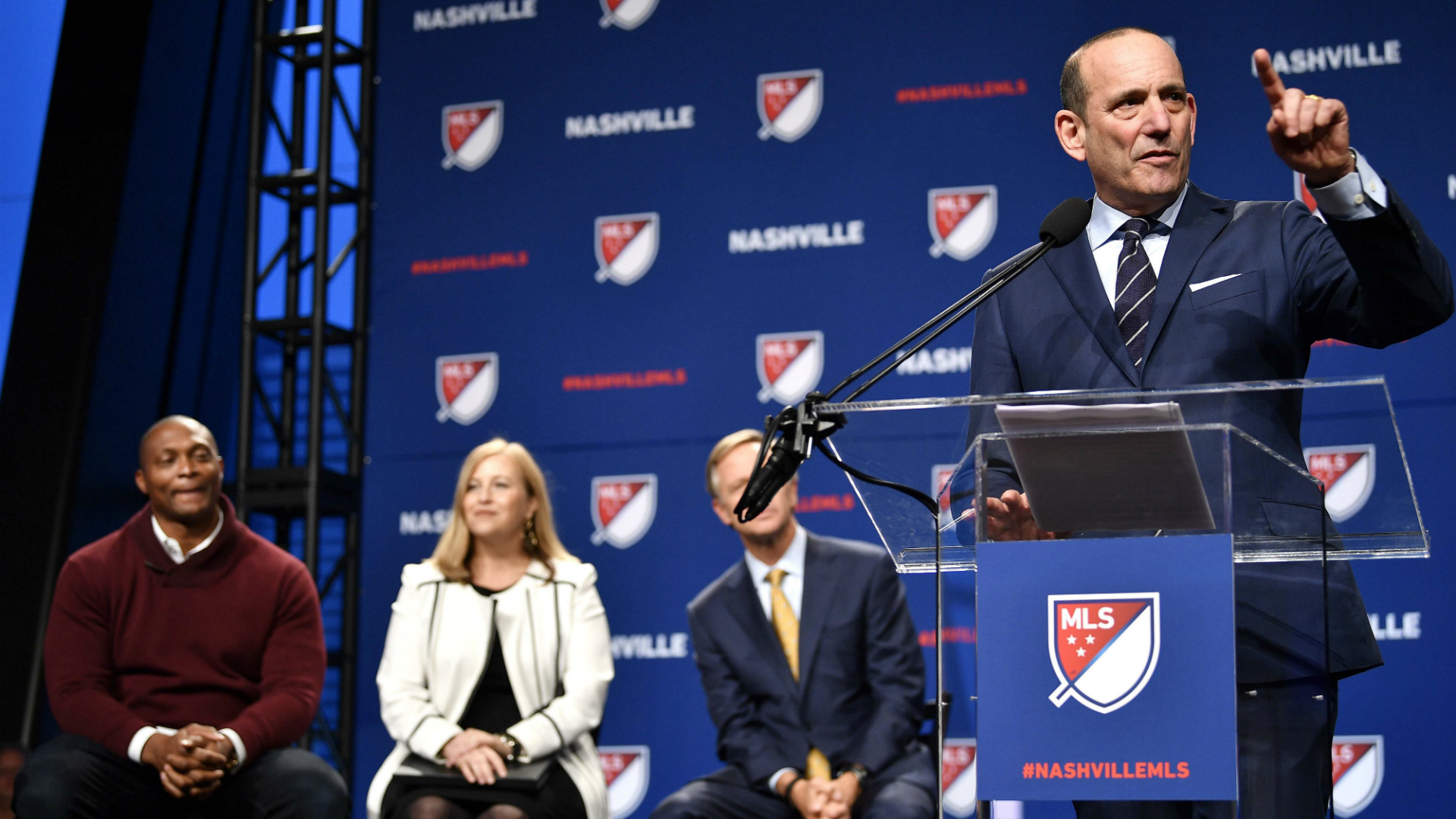 MLS: Nashville named as 24th franchise, in competition's latest expansion