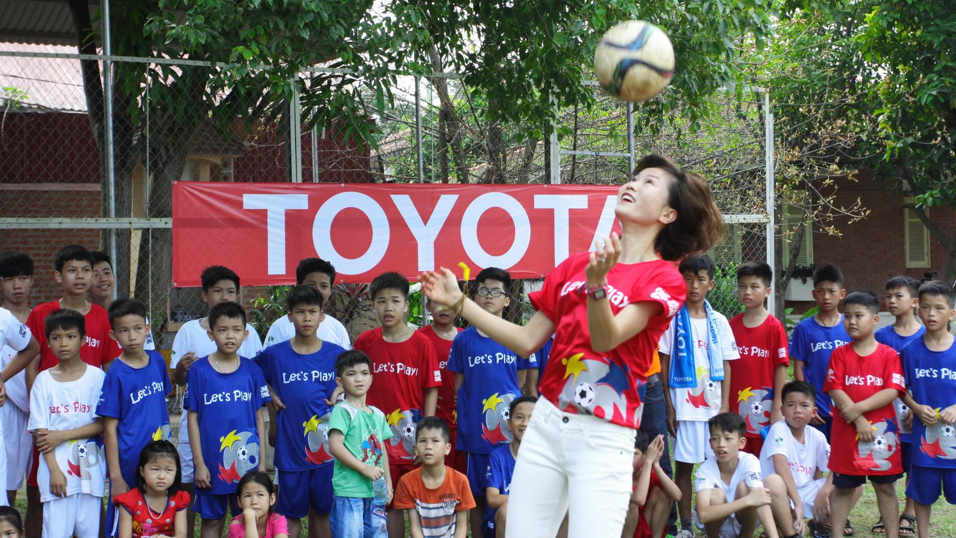 One Asia One Goal Toyota SOS Village Vietnam