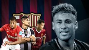 Siapa Bisa Gantikan Neymar Di Barcelona?