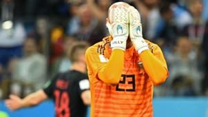 Wilfredo Willy Caballero Argentina Croatia Croacia Wolrd Cup 2018 21062018