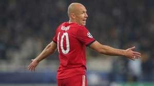 Arjen Robben FC Bayern München Bundesliga 23102018