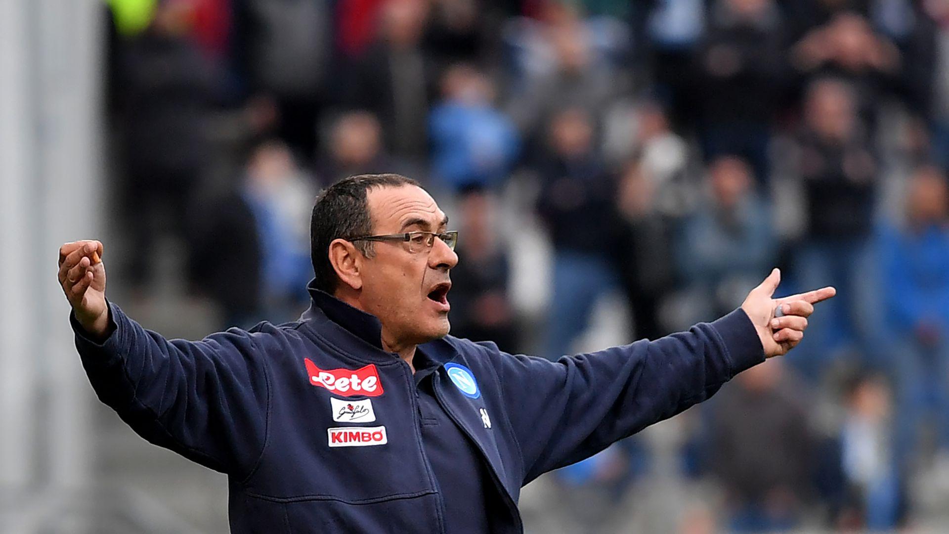 Napoli, il Monaco vuole Sarri: offerta record