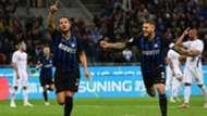 Danilo D'Ambrosio Mauro Icardi Inter Fiorentina Serie A