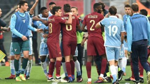 Cataldi Strootman Lazio Roma Serie A