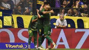 Boca Juniors Defensa y Justicia Superliga 07042018