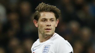 James Tarkowski, England vs Italy, 2018