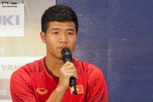Bùi Tiến Dũng Hà Đức Chinh AFF Cup 3