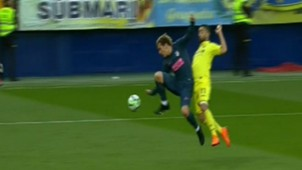 Griezmann Fornals penalti