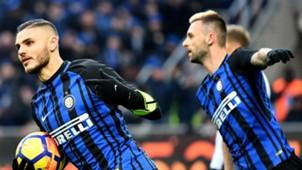 Icardi Brozovic Inter Udinese