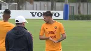 AS Roma 'Forza Sean'