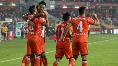 FC Goa vs Pune City ISL 2018-19