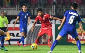Aung Thu - Maynmar : AFF Suzuki Cup 2016