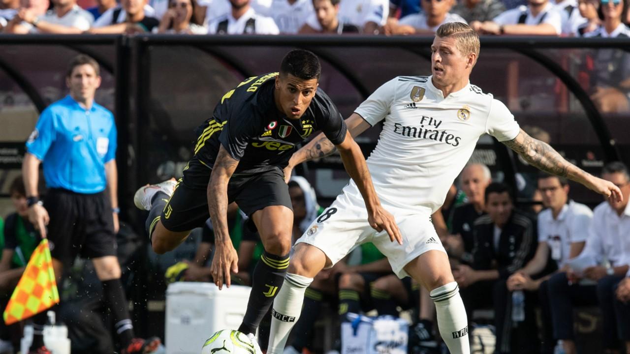Kroos Real Madrid Juventus ICC 2018