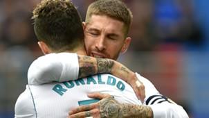 Ronaldo Ramos Eibar Real Madrid LaLiga