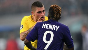 Henry Onyekuru and Verrati
