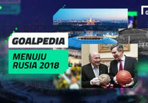 GoalPedia Piala Dunia adalah artikel berseri dari Goal Indonesia tentang fakta-fakta menarik dalam sejarah Piala Dunia yang diterbitkan sejak H-30 sampai kick-off Piala Dunia 2018.